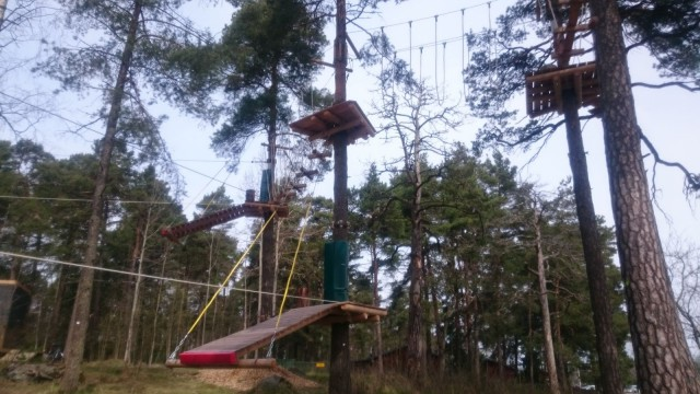 Seikkailupuisto Helsinki