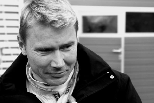 Mika Häkkinen: Unelma maailmanmestaruudesta sai jatkamaan. Kuva André Zehetbauer