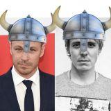 Peter Franzén ja Jasper Pääkkönen Vikings-sarjan näyttelijäkastiin