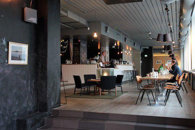 Uploud Audion ääntä löytyy muun muassa ravintola Lungbergista.