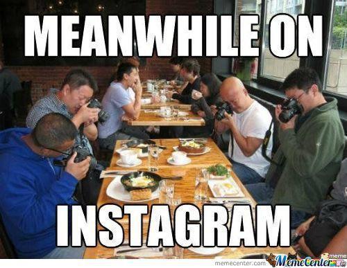 Unohda ruokakuvat ja selfiet, Instagramissa voi myös hakea töitä!