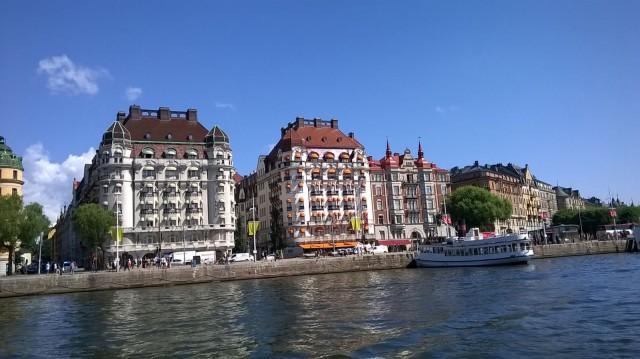 Stockholm, summer 2014