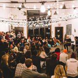Olohuone-salakonsertit tulevat ensi viikolla Helsinkiin
