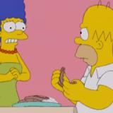 Homer ja Marge pistävät lusikat jakoon