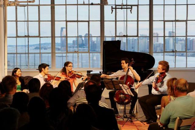 Festivaaleilla esiintyi yli sata kansainvälistä muusikkoa.