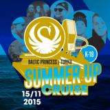 Summer Up Cruise pidentää festarikesää marraskuuhun