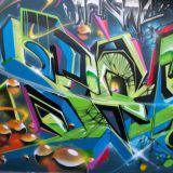 Tampereelle pystytettiin kaksi luvallista graffitiseinää