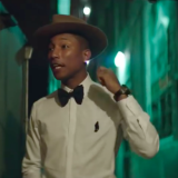 Pharrell Williamsin Happy on viime vuoden radiohitti