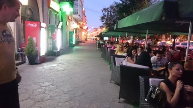 Satu Mare on 100000 asukkaan pieni kaupunki Romaniassa..