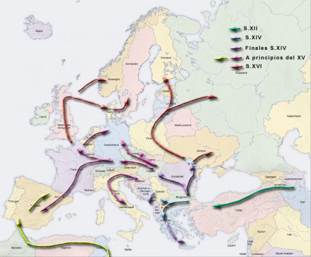 Romanit ovat alunperin Intiasta. Romaniassa asuu vain vähän Romaneja. Romani ei ole sama kuin romanialainen.