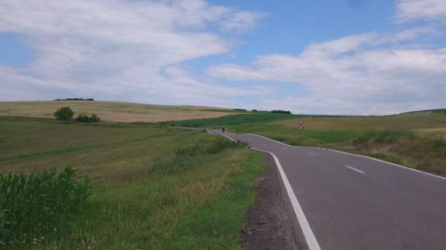 Romaniassa on hienoja pätkiä moottoripyöräilyyn.