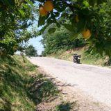 Serbia moottoripyörällä