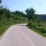 Serbiassa tiet ovat liukkaita.