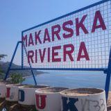 Makarska Riviera Kroatia