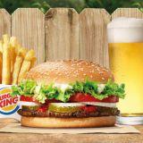 Lähes kaikista Suomen Burger Kingeistä saa pian olutta - ja halvalla