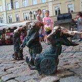 Pieniä kääpiöitä on ympäri Wrocław ia. Löydätkö ne kaikki?