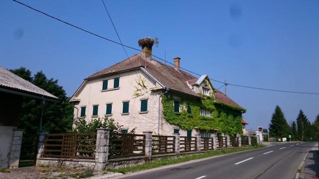 Talo Sloveniassa
