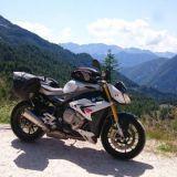 Slovenia ja BMW S1000R