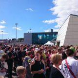 Yli 10000 ihmistä osallistui Tubecon15 -tapahtumaan.