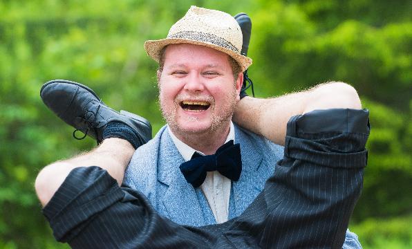 Pää - Tero Sarkkinen. Jalat - Kalle Pulkkinen. (kuva Pentti Sormunen)