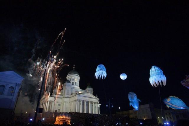 Taiteiden Yö Helsinki