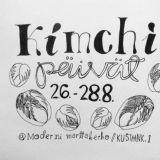 Helsingissä vietetään tällä viikolla Kimchipäiviä