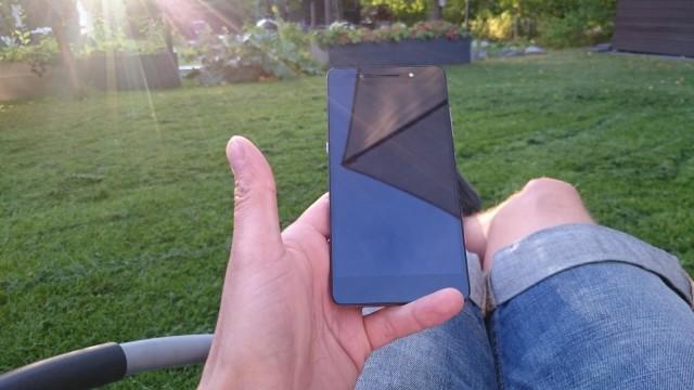 Huawei Honor 7 käyttöönotto oli helppoa