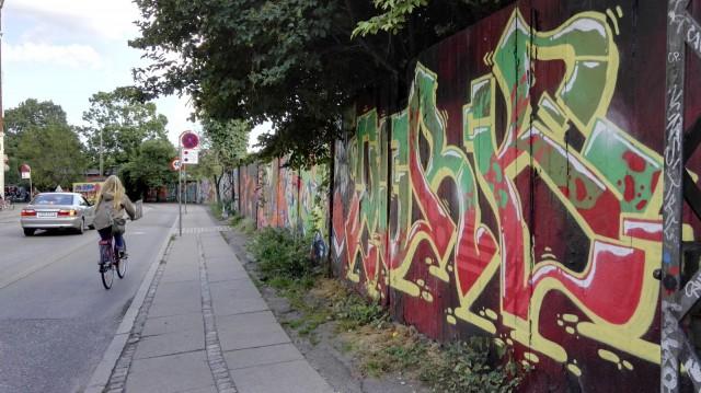 Christianian alue on aidattu vanha kasarmialue.