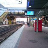 Tikkurilan asema, matkalla Lentoasemalle. Sony Xperia Z3.