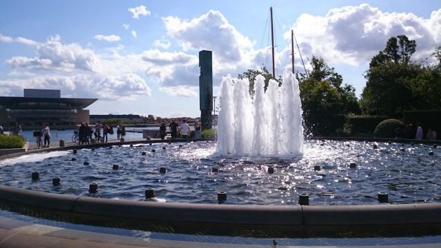 Suihkulähde, Kööpenhamina, Sony Xperia Z3