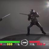 Taistelu robottihaarniskoissa yhdistää kamppailulajit ja Tekkenin