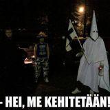 Suomi aloitti etniset profiloinnit?