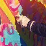 Roihupelto koristellaan viikonloppuna graffiteilla