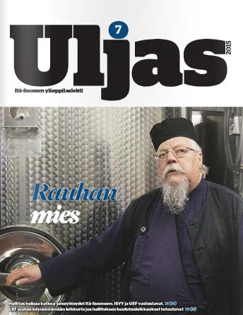 """Eivätkä ne muuten luostarissa tuon tuostaan juoda kittaa alkoholia asukit, ainoastaan kaksi kertaa vuodessa on lupa, poikkeustapauksena viinimestari Isä Andreas: """"Minulla on semmoinen kalenteri, jossa on joka päivälle viinilasi."""""""