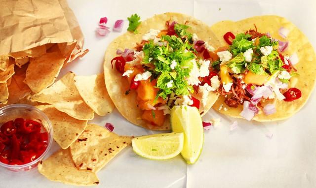 Ei meksikolaista ruokaa ilman limeä ja korianteria. Kuva: Chalupa