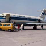 Lentäisitkö 50 vuotta vanhalla lentokoneella?