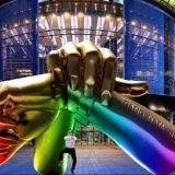 Gangnam Style-patsas rakenteilla Etelä-Koreassa
