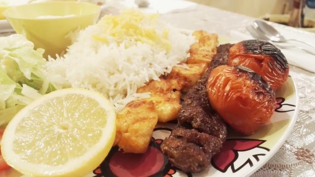 Persialainen Ravintola