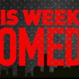 This week in comedy 16.11.2015