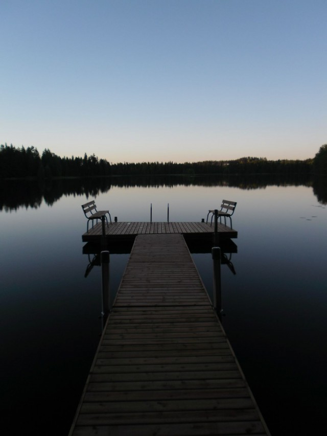 """""""Pysähtyneisyys"""", Mäntyharju"""