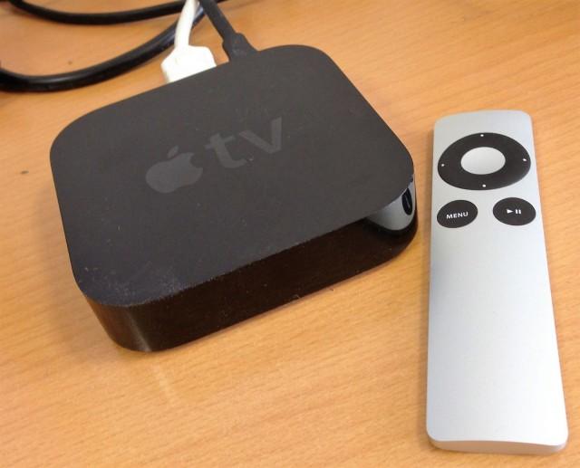 Apple TV on siisti pieni laite joka toimii erinomaisesti Applen ekosysteemissä.