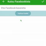 Mikä on Facebookin Kiwi App ja miksi saan siihen niin paljon kutsuja koko ajan?