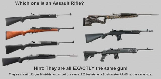 Aseen ulkonäkö ei kerro sen toiminnallisuudesta mitään.