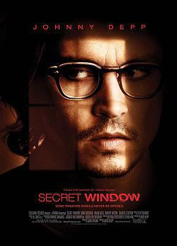 """""""Salainen ikkuna"""" perustuu Kingin samannimiseen novelliin (lähde: Wikipedia)"""