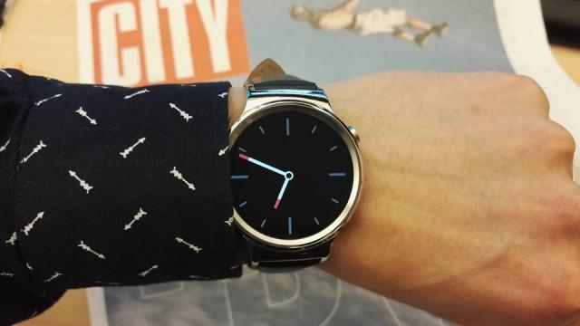 Paljonko kello? Montako askelta oon ottanut tänään? Kuka soittaa? Onko Cityssä uusia uutisia? Älykello Huawei Watch vastaa näihin Cityn testissä.