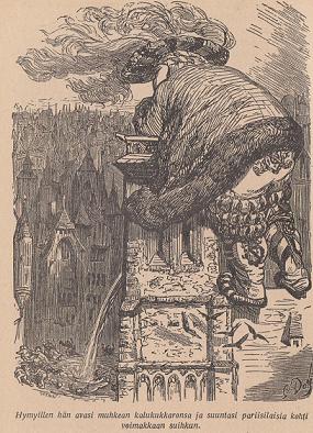 Rabelais: Suuren Gargantuan hirmuinen elämä