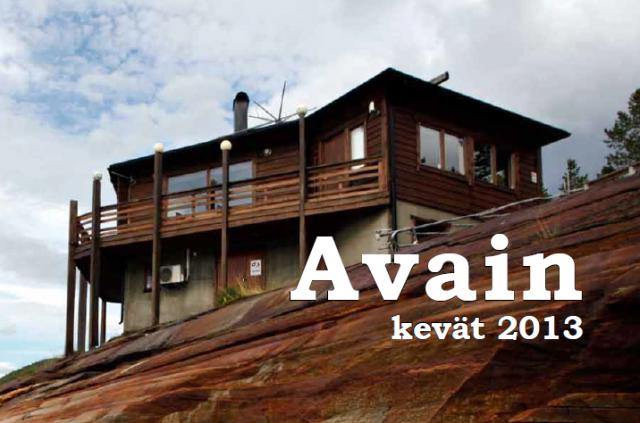 Ailun eli Nils-Aslak Valkeapään koti Jäämeren rannalla Skibotnissa