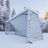 Suomalaiset futarit talven keskellä