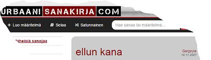 http://urbaanisanakirja.com/