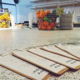 The Mess on ravintola, olohuone ja etätoimisto